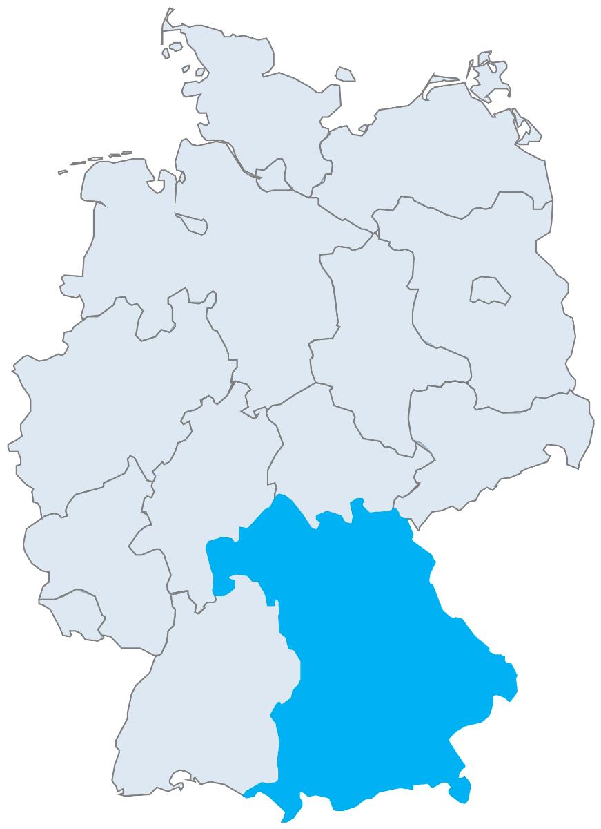Außendienst Bayern