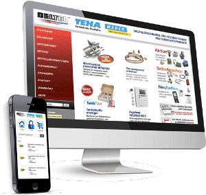 Mobile Onlineshop