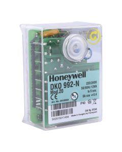 Ölfeuerungsrelais HONEYWELL DKO 992-N Mod. 20