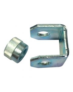 Haltebügel Magnetspule mit Schraube