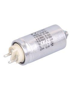 Kondensator  mit Lötfahne ; 4 µF