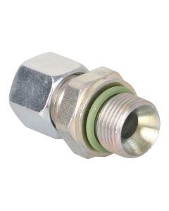 """Einschraub-Verschraubung  zylindr. Gewinde mit O-Ring ; 3/8"""" x 6 mm"""