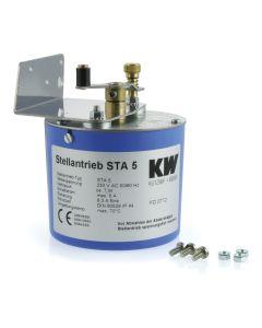 Ersatzmotor KUTZNER UND WEBER KW 130/180 S 1