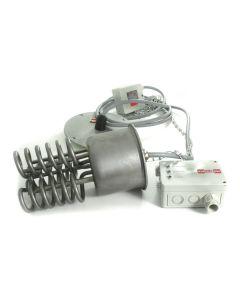 Tankheizung   ; 10,5 kW