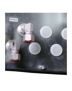 Zusätzlicher Brenneranschluss HP-TECHNIK  ; HSPE/HSPD 200