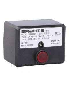 Gasrelais BRAHMA  CM 191 N.2