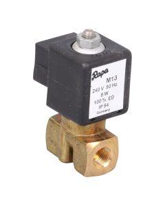 Zündgasmagnetventil RAPA EV 01