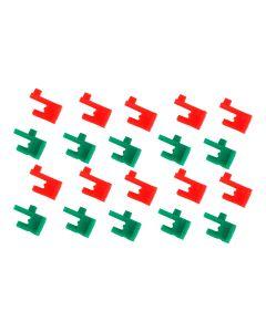 Schaltreiter   ; Grässlin rot/grün