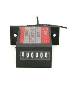 Impulszähler   ; 230 V Aufbau