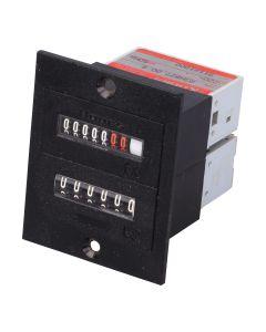 Impuls- und Betriebsstundenzähler   ; 230 V Einbau