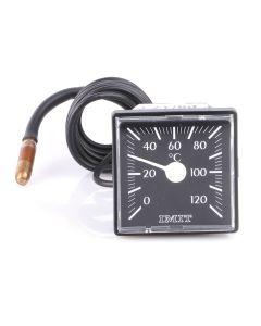Kesselthermometer Einbau   ; 45 x 45 mm