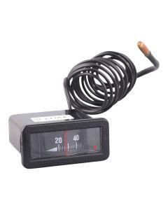Kesselthermometer Einbau   ; 61 x 28 mm