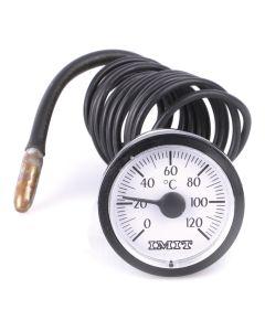 Kesselthermometer Einbau   ; 40 mm