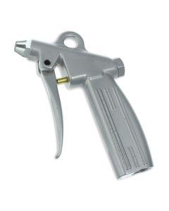 """Blaspistole  aus Aluminium ; 1/4"""" IG"""
