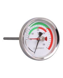 Abgasthermometer   ; Schaftlänge 150 mm; mit Schleppzeiger und Haltemagnet