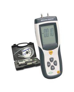 Differenzdruck-Messgerät BRIGON PM 6530