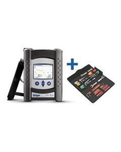 Dichtprüfkoffer DRÄGER MSI P7-TDX Profi-Set ; jetzt mit WERA Werkzeug-Set gratis!*