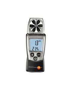 Luftgeschwindigkeits- und Temperaturmessgerät TESTO 410-1