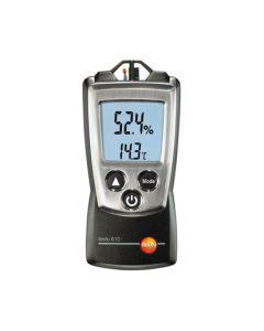 Luft-, Feuchte- und Temperaturmessgerät TESTO 610