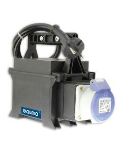 Handlampentrafo   ; 230/24 V
