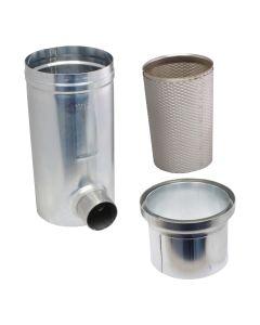 Regenwassersammler ROTEX  ; Verzinkt