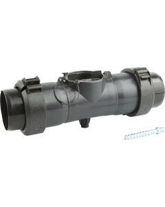 Abgasrohr INTERCAL DN 80 flexibel ; Kontroll-Rohr